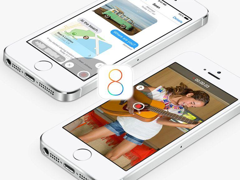 iOS 8 a enfin conquis la moitié des utilisateurs de iDevices