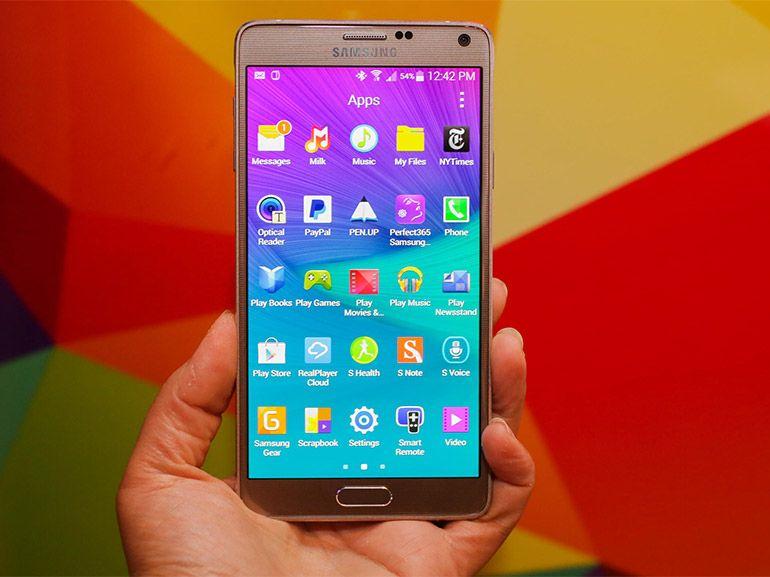 Bendgate : Samsung veut prouver que le Galaxy Note 4 ne plie pas