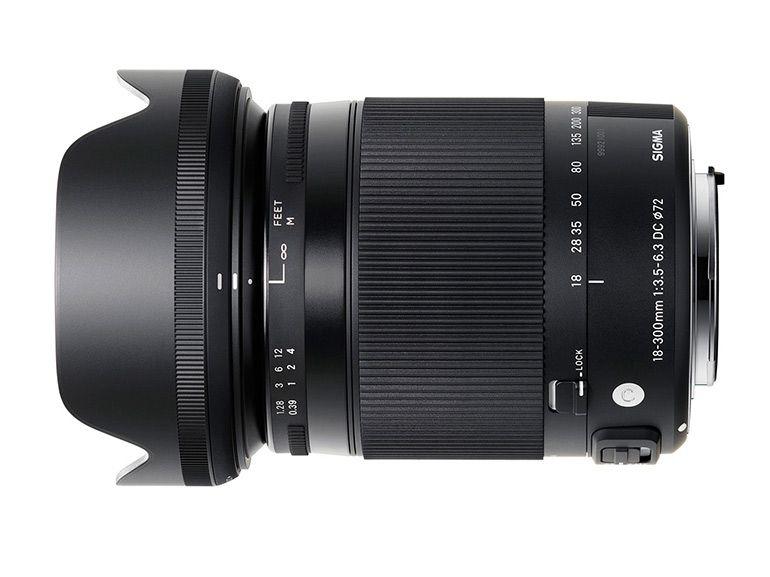 Photokina 2014 - Sigma annonce un zoom 18-300 pour boîtiers APS-C