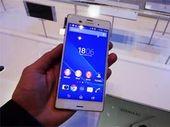IFA 2014 – Sony Xperia Z3 : prise en main vidéo