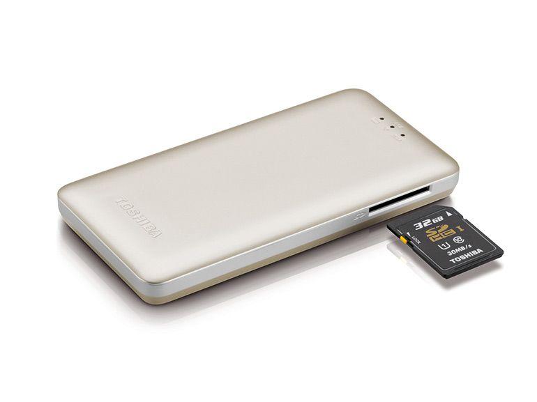 IFA 2014 - Canvio AeroMobile : un premier SSD sans fil signé Toshiba