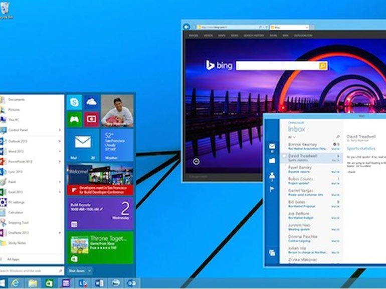 Windows 10 sera bien gratuit pour les utilisateurs de Windows 8