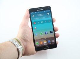 Bon plan : Samsung Galaxy Note 4 à 498€