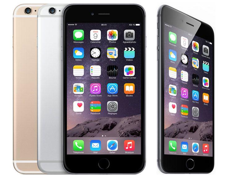 L'iPhone 6 se vend deux fois mieux que l'iPhone 5S en son temps