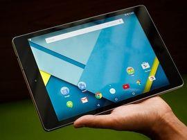 Soldes : Google Nexus 9 à 300€