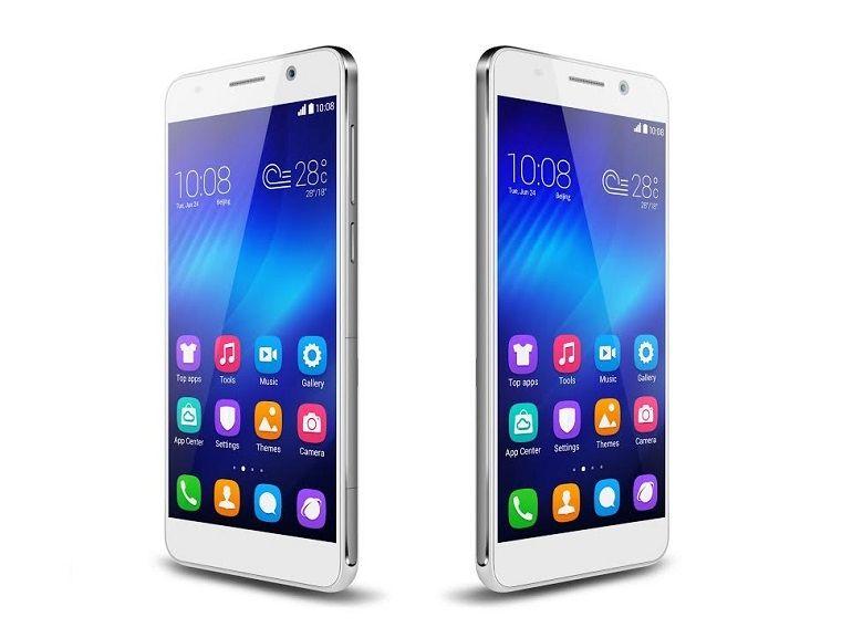 Huawei annonce le Honor 6 en lançant une nouvelle marque
