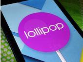 Galaxy Note 4, S4 et Note 3, Lollipop n'arrivera qu'en 2015