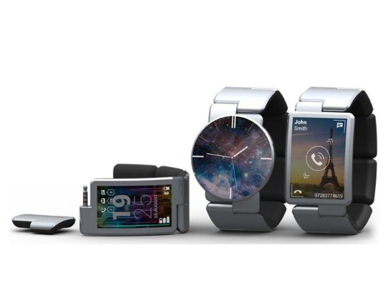 Blocks : la montre modulaire animée par Tizen