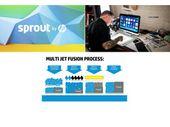 HP présente sa technologie d'impression 3D et son nouveau concept de PC