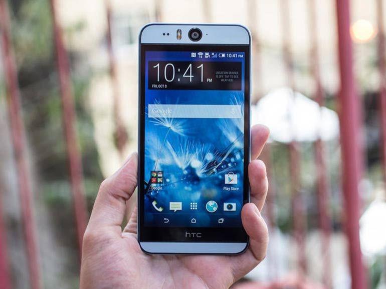 HTC Desire Eye : le spécialiste des selfies