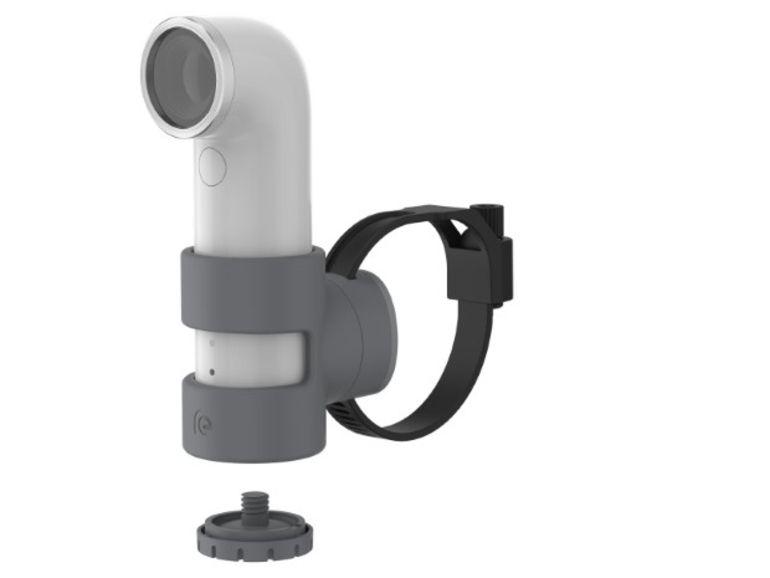 Re : une étrange caméra d'action Full HD signée HTC