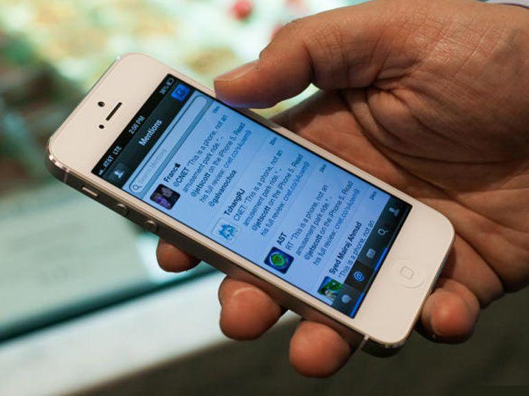 Un problème de mémoire pour l'iPhone 6 Plus 128 Go ?