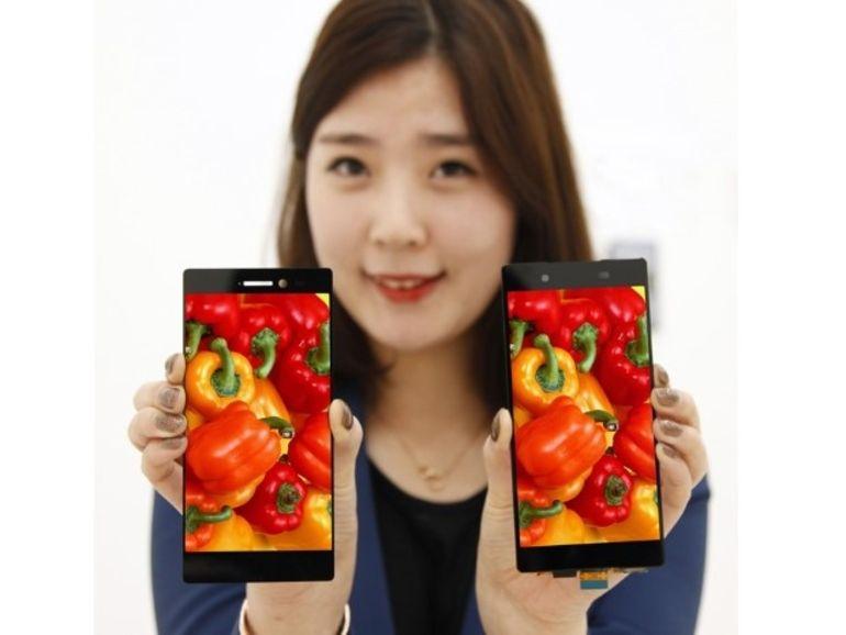 Smartphone : LG annonce l'arrivée d'écrans dotés des bordures les plus fines au monde