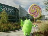 Android Lollipop progresse nettement en janvier