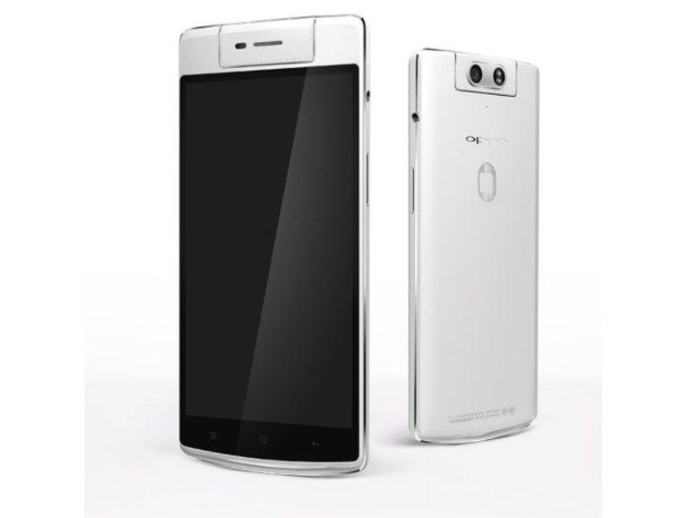 Oppo présente ses smartphones N3 et R5