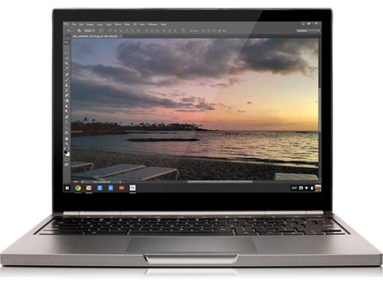 Photoshop débarque sur les Chromebook