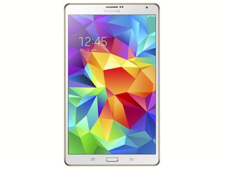 Soldes : Samsung Galaxy Tab S 8.4 à 292€