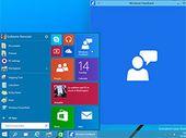 La Consumer Preview de Windows 10 présentée fin janvier ?