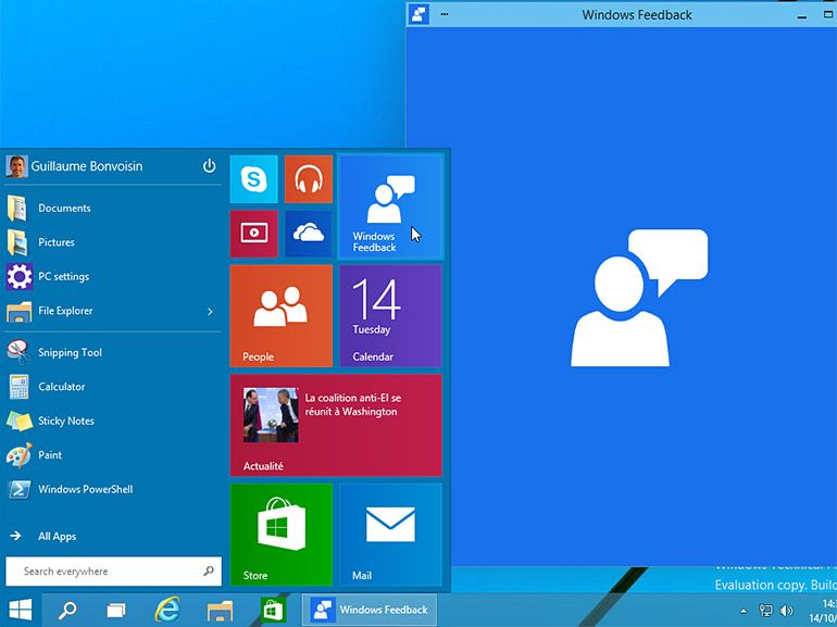 Windows 10 : le cap du million de testeurs franchi