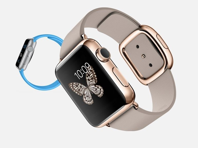 Jusqu'à 5000 dollars pour l'Apple Watch ?