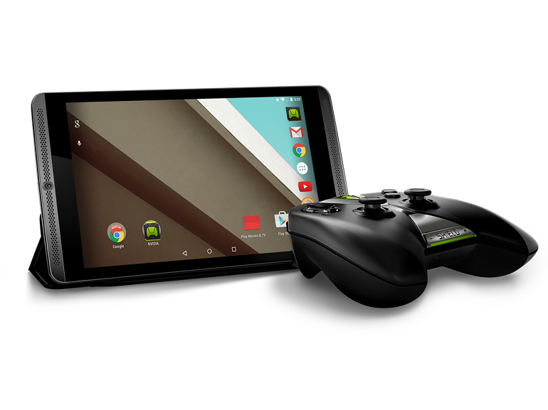 Bon plan : tablette Nvidia Shield K1 à seulement 189€