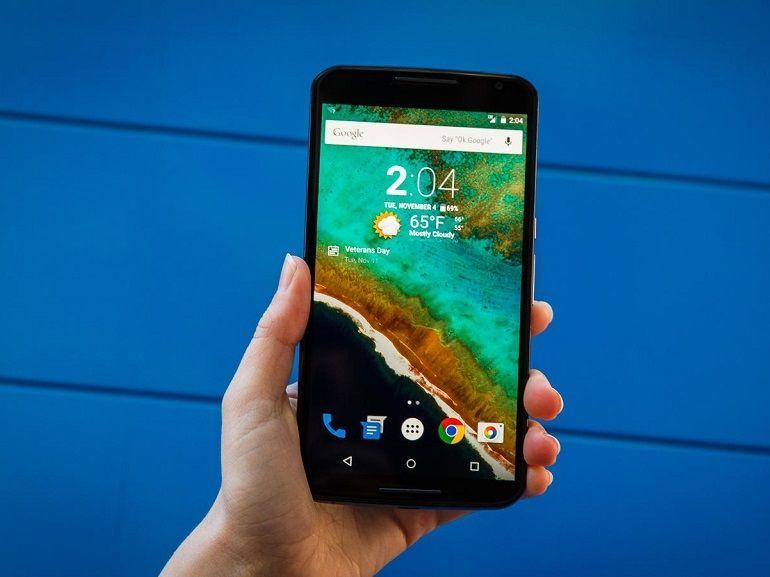 Bon plan : Google Nexus 6 à 399€