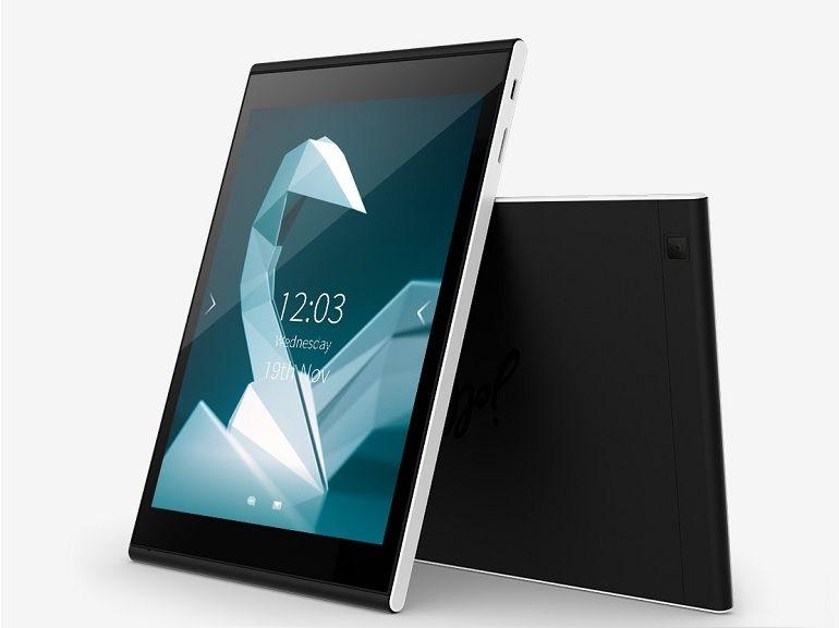 Jolla Tablet : la Finlande dans une tablette