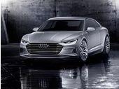 Audi Prologue : quatre écrans sinon rien