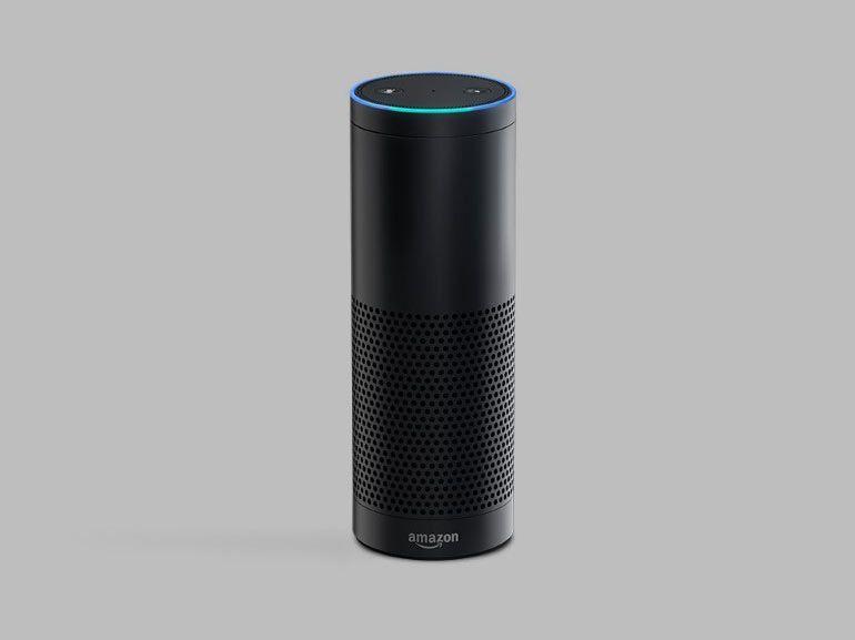 Amazon Echo : une enceinte individuelle servant d'assistant vocal