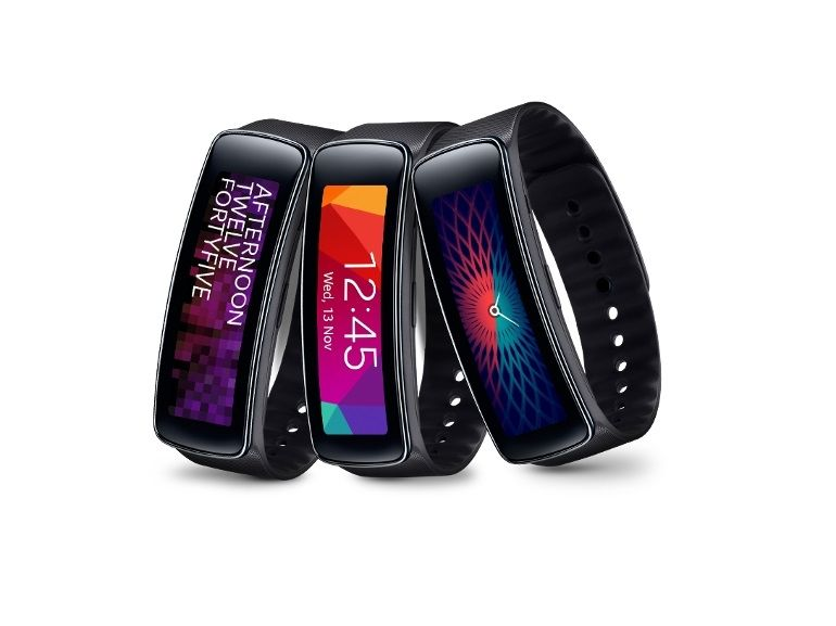 Bon plan : le bracelet connecté Samsung Gear Fit à 94€ !