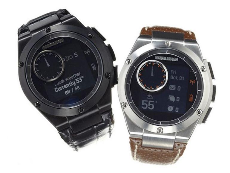 MB Chronowing : HP commercialise sa montre connectée