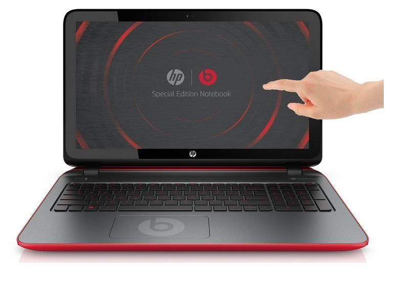 Black Friday : PC portable HP Pavilion 15.6 pouces tactile à 399€