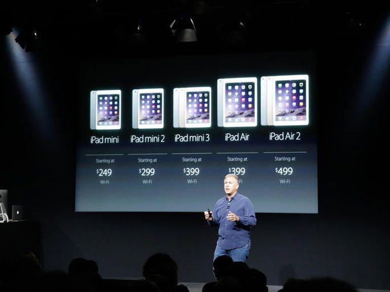 Le début du déclin pour les iPad ?