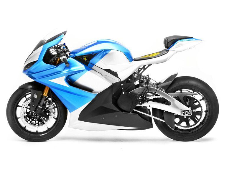 Lightning LS-218, la moto électrique qui fait oublier le thermique