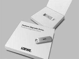 Loewe Feature Upgrade Stick : une clef USB de mise à jour