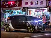 Qoros Qloud Qubed Concept, la voiture connectée de 2029