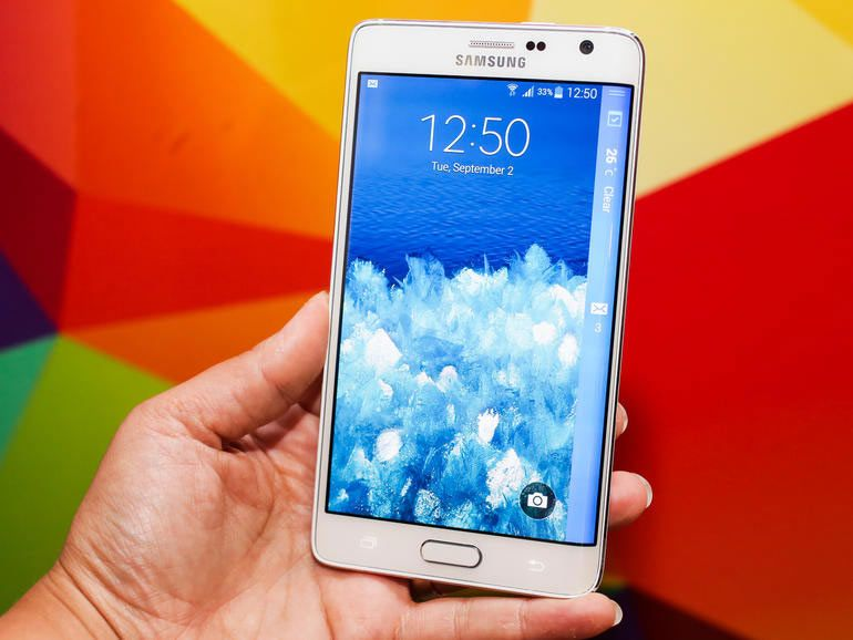 Bon plan : le Samsung Galaxy Note Edge à 690€