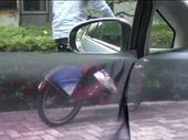 Une voiture transparente grâce à la réalité augmentée