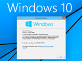 Windows 10 build 9879 à télécharger au format ISO