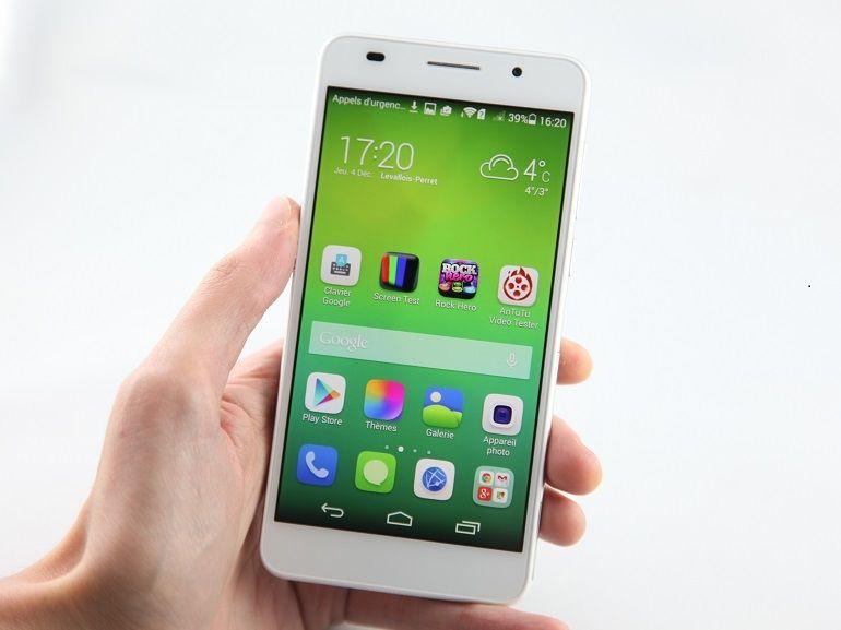 Bon plan : Huawei Honor 6 à seulement 230€
