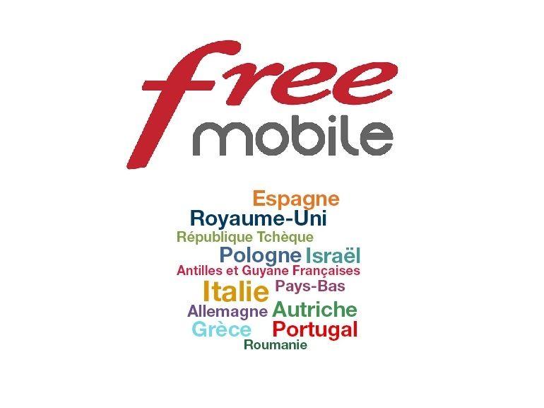 Free Mobile : fini le fair-use à l'étranger, ce sera le blocage de la data