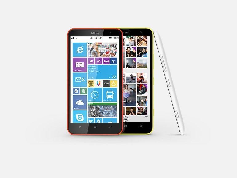 Lumia 1330 : Microsoft travaillerait sur une phablette d'entrée de gamme