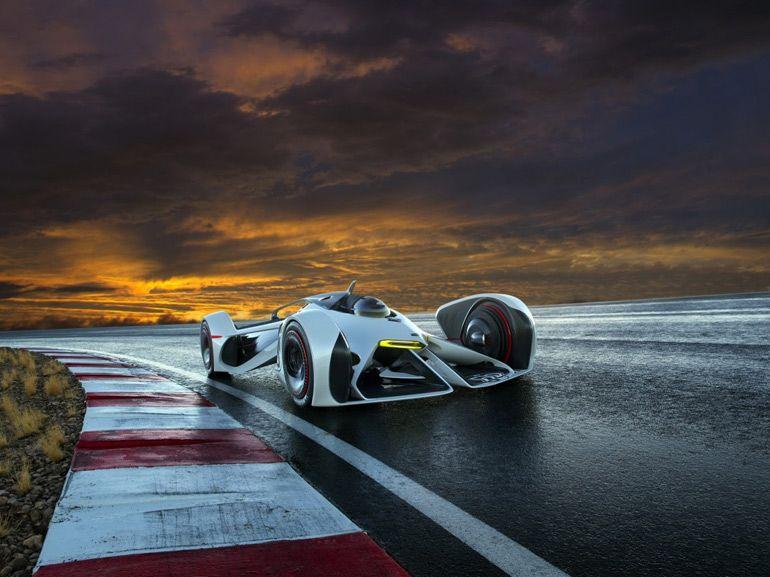 Gran Turismo 6 invente la supercar de demain