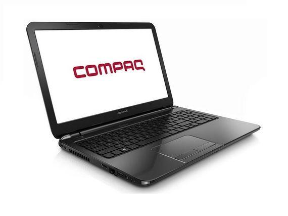 Soldes : PC portable Compaq 15.6 pouces à 200€