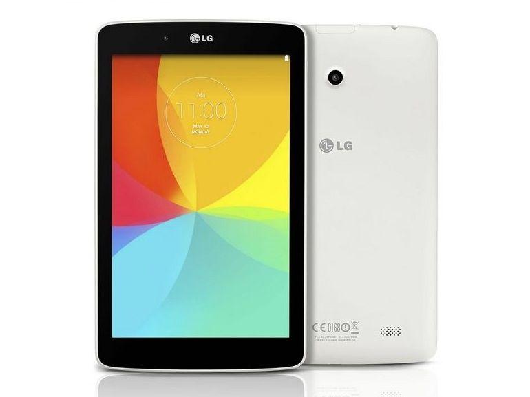Soldes : LG G Pad 8.0 à 90€
