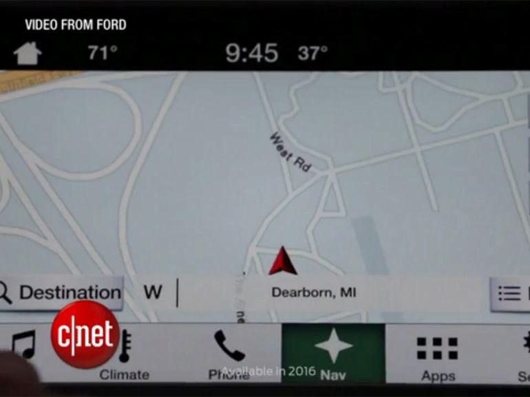Ford Sync 3 : bye bye Microsoft