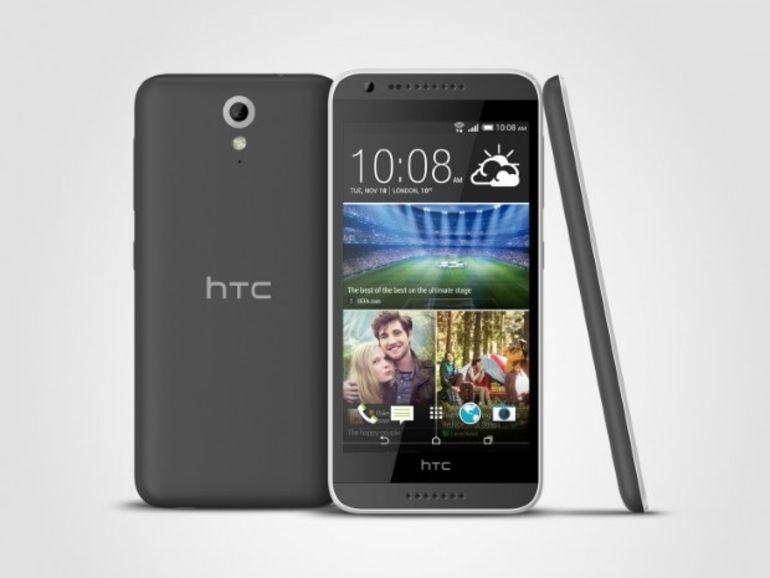 Bon plan : HTC Desire 620 à 155€