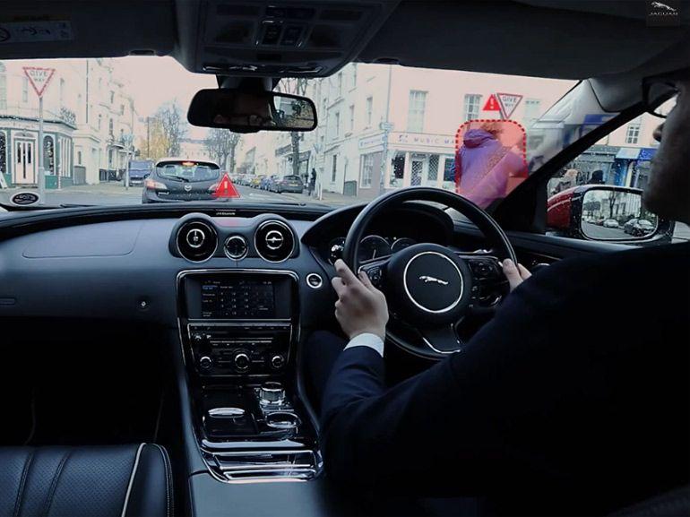Vidéo : au volant de la Jaguar de demain
