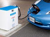 Nissan Leaf, sa batterie alimente les concessions en électricité