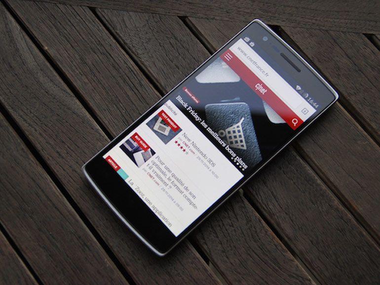 OnePlus One : 1,5 million d'appareils vendus
